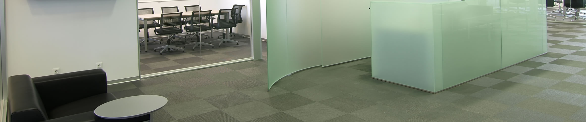 Commercial carpet brisbane specialists in durable carpet office hallway with view of conference room and commercial carpet baanklon Image collections